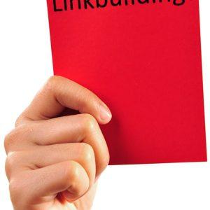 Linkbuilding Fehler